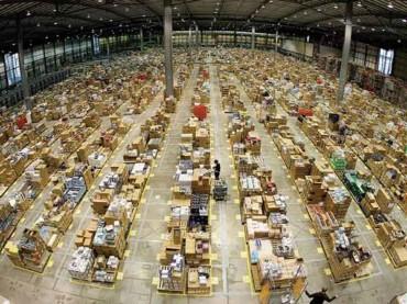 Amazon Fulfills Kentucky's Goal to Be World's Logistics Leader