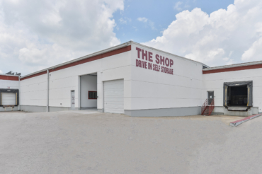 The Shop Drive In Self Storage Test Suite